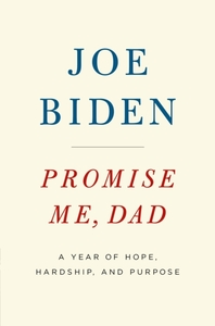 Promise Me, Dad - Joe Biden (Hardcover) - Cover