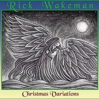 Rick Wakeman - Christmas Variations (CD) - Cover