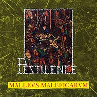 Pestilence - Malleus Maleficarum (CD) - Cover