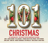Various Artists - 101 Christmas (CD) - Cover
