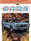 Creative Haven Cars Coloring Book - Tim Foley (Paperback)