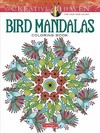 Creative Haven Bird Mandalas Coloring Book - Jo Taylor (Paperback)