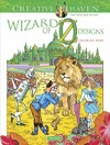 Creative Haven Wizard of Oz Designs Coloring Book - Marty Noble (Paperback)
