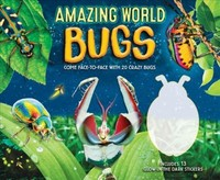 Amazing World: Bugs - L.J. Tracosas (Hardcover) - Cover