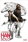 Color Your Own Star Wars - Han Solo - Marvel Comics Group (Paperback) Cover