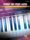 First 50 Pop Hits You Should Play on the Piano - Hal Leonard Publishing Corporation (Paperback)