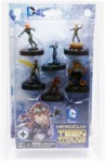 DC HeroClix - Teen Titans: The Ravagers Fast Forces (Miniatures)