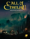 Call of Cthulhu RPG - Keeper Screen Pack (Role Playing Game)