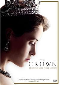 The Crown - Season 1 (DVD) - Cover