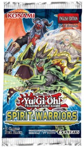 Yu-Gi-Oh! - Spirit Warriors Booster (Trading Card Game) - Cover