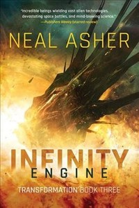 Infinity Engine - Neal Asher (Paperback)
