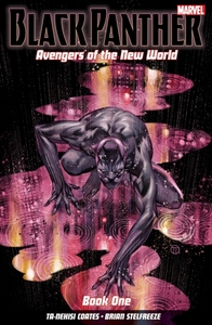 Black Panther: Avengers of the New World Book One (Paperback) - Cover