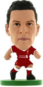 Soccerstarz - Liverpool Dejan Lovren - Home Kit (2018 Version) - Cover