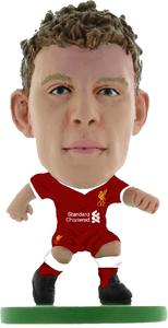 Soccerstarz - Liverpool James Milner - Home Kit (2018 Version) - Cover