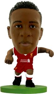 Soccerstarz - Liverpool Nathaniel Clyne - Home Kit (2018 Version) - Cover