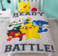Pokemon - Laredo Panel Duvet (Single) - Cover