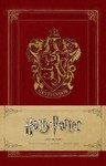Harry Potter: Gryffindor Ruled Notebook - Insight Editions (Notebook / blank book) Cover