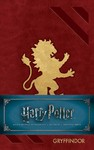 Harry Potter: Gryffindor Ruled Pocket Journal - Insight Editions (Notebook / blank book)