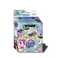 My Little Pony CCG - The Crystal Games: Theme Deck Display (8 Decks) (Trading Card Game)