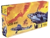 Heller 1:72 - Liore & Olivier LEO451 Musee Special Edition (Plastic Model Kit)