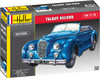 Heller 1:24 - Talbot Lago Record (Plastic Model Kit)