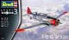 Revell 1:72 - Harvard T-6G Texan (Plastic Model Kit)