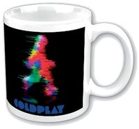 Coldplay - Fuzzy Man Mug - Cover
