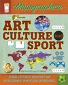Mapographica: Art, Culture and Sport - Jon Richards (Paperback)