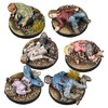 The Walking Dead: Prone Figures Booster (Miniatures)