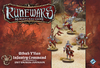 Runewars Miniatures Game - Uthuk Y'llan Infantry Command Expansion (Miniatures)