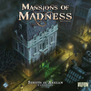 Mansions of Madness (Second Edition) - Streets of Arkham Expansion (Board Game)