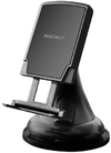 Macally Car Windshield and Dashboard Mount with Magnetic Holder for iPhone