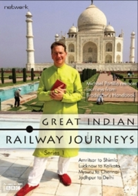 Great Indian Railway Journeys: Series 1 (DVD) - Cover