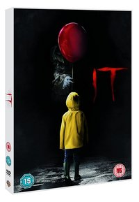 It - Chapter One (2017) (DVD) - Cover