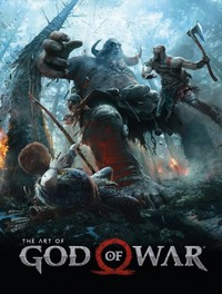 The Art of God of War - Sony Interactive Entertainment (Hardcover)