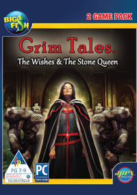 Grim Tales - Dual Pack (PC) - Cover