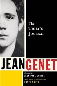 The Thief's Journal - Jean Genet (Paperback) - Cover