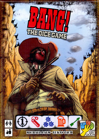 BANG! The Dice Game (Dice Game) - Cover