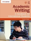 Academic Writing - Stephen Bailey (Paperback)