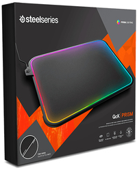 SteelSeries Gaming Surface QCK PRISM Mouse Pad (PC) - Cover