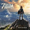 Legend of Zelda - Breath of the Wild 2019 Calendar - Nintendo (Calendar)