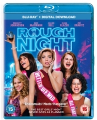 Rough Night (Blu-ray) - Cover