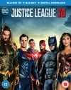Justice League (Blu-ray 3D + Blu-ray)