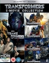 Transformers: 5-movie Collection (4K Ultra HD + Blu-ray)