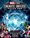 Marvel Studios Cinematic Universe: Phase One (Blu-ray)