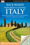 Back Roads Northern and Central Italy - Dk Travel (Paperback)
