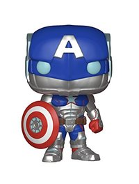 Funko Pop! Games - Marvel - Contest of Champions - Civil Warrior - Cover