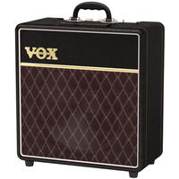 Vox AC4C1-12 Custom Series 4 watt 12 Inch Valve Electric Guitar Amplifier Combo