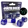 Fate Core Dice: Midnight Dice