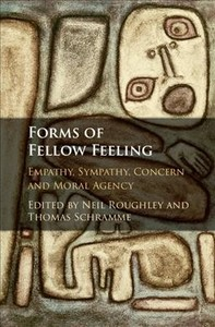 fellow feeling Smith refers to this also as 'fellow-feeling' he asserts that sympathy is part of human nature, and thus is not an expression of virtue, but is rather a passion that is exhibited by humanity.